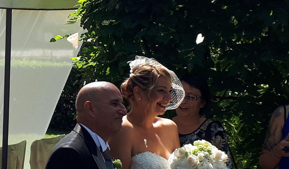 Il matrimonio di Santo e Ilenia a Rivolta d'Adda, Cremona