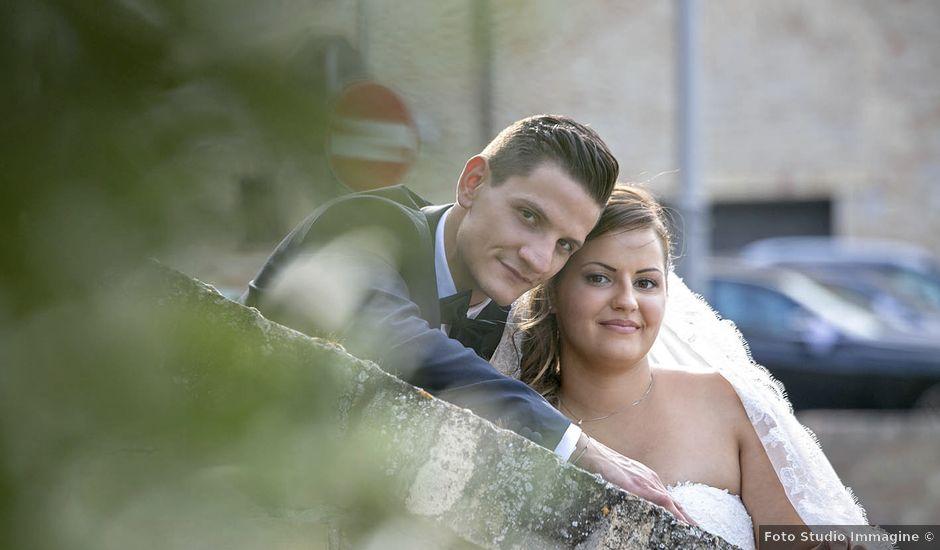 Il matrimonio di Giorgio e Michela a Tortoreto, Teramo