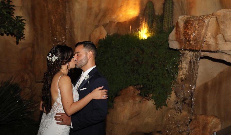 Il matrimonio di Antonio e Rossella  a Palermo, Palermo