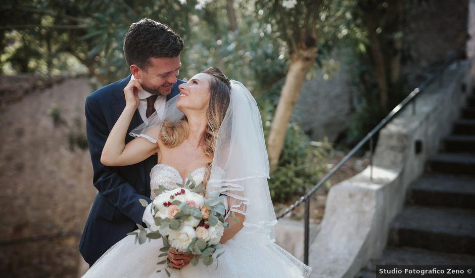 Il matrimonio di Alex e Benedetta a Amalfi, Salerno