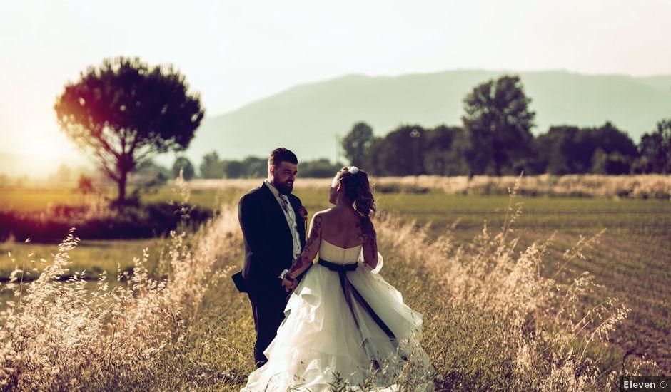 Il matrimonio di Alessandro e Sandra a Ponte Buggianese, Pistoia