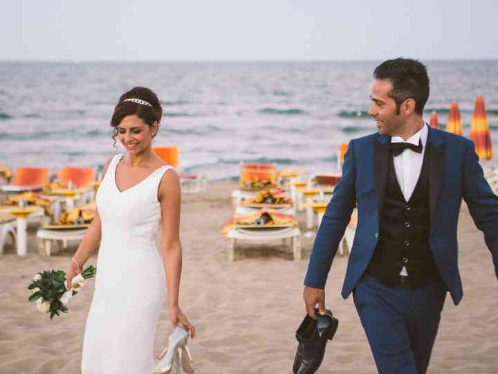 le nozze di Sandrina e Gianni