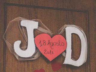 Le nozze di Jessica e Davide 1