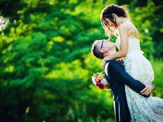 Le nozze di Laura e Giorgio