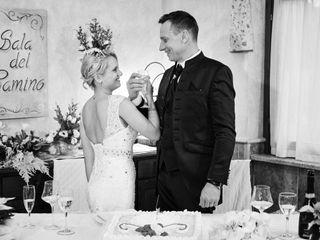 Le nozze di Marina e Victor