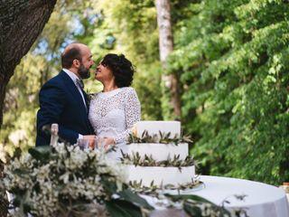 Le nozze di Débora  e Massimiliano