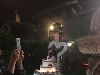 Le nozze di Donatella  e Stefano  1
