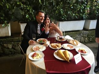 Le nozze di Donatella  e Stefano