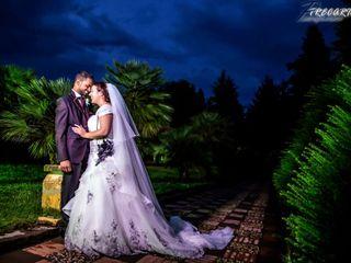 Le nozze di Wijelanka  e Bernadette 1