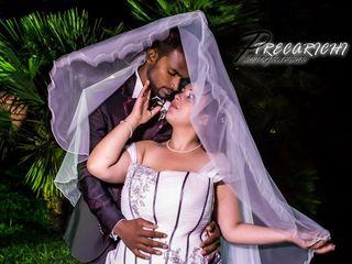 Le nozze di Wijelanka  e Bernadette 2