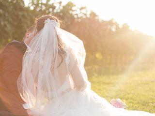 Le nozze di Oana e Bogdan