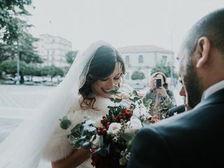 Le nozze di Maria Angela e Alessndro
