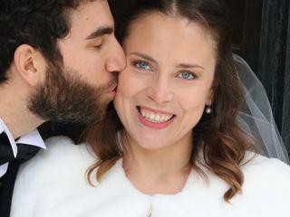Le nozze di Lorenza e Dario