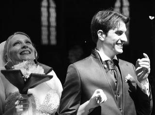 Le nozze di Carlotta e Matteo