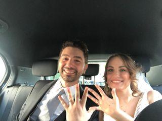 Le nozze di Sabrina  e Mariano 1