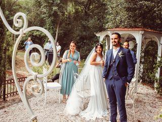 Le nozze di Linda e Alessandro
