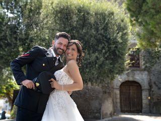 Le nozze di Danilo e Alessandra