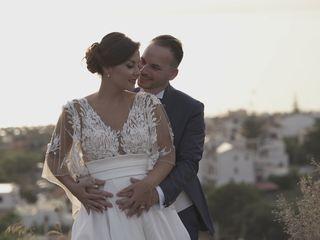 Le nozze di Daniele e Valeria