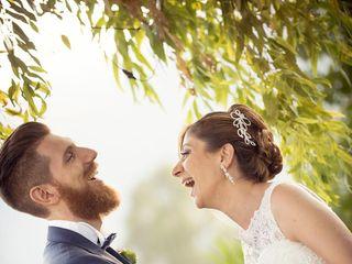 le nozze di Simona e Maurizio 1