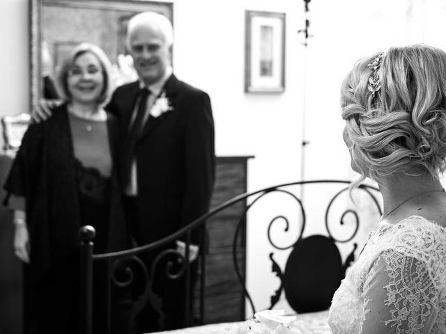 Il matrimonio di Victor e Marina a Ardea, Roma 10