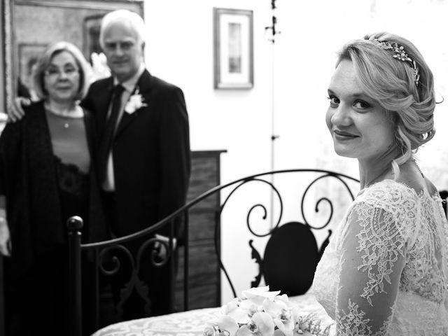 Il matrimonio di Victor e Marina a Ardea, Roma 11