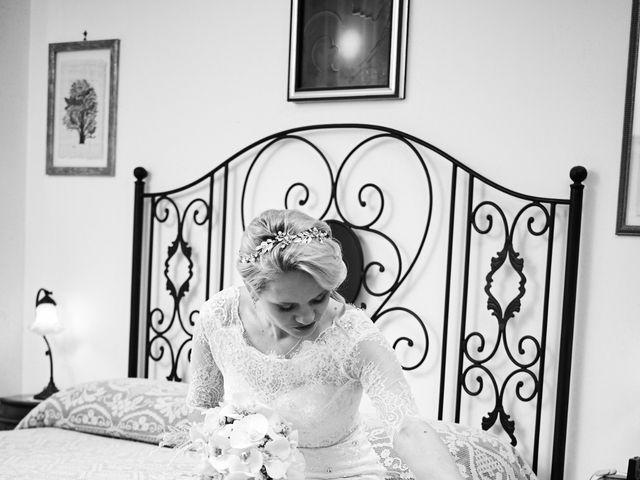 Il matrimonio di Victor e Marina a Ardea, Roma 13