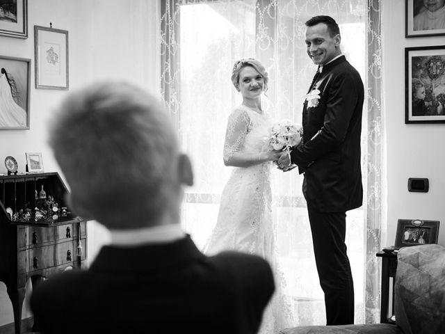 Il matrimonio di Victor e Marina a Ardea, Roma 22