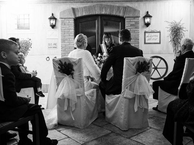 Il matrimonio di Victor e Marina a Ardea, Roma 31