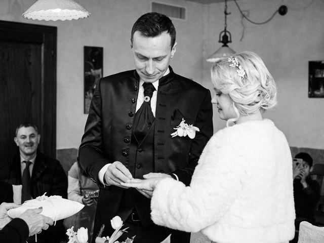 Il matrimonio di Victor e Marina a Ardea, Roma 32