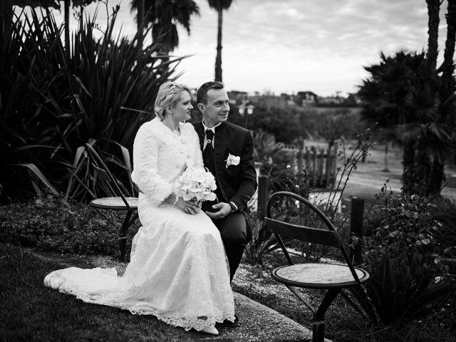 Il matrimonio di Victor e Marina a Ardea, Roma 40