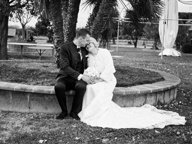 Il matrimonio di Victor e Marina a Ardea, Roma 45
