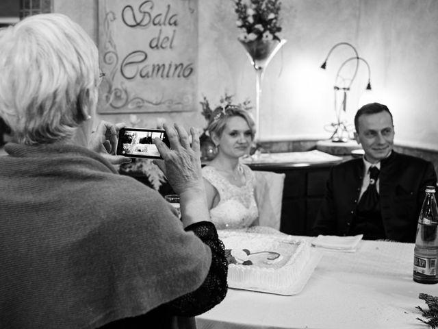 Il matrimonio di Victor e Marina a Ardea, Roma 50