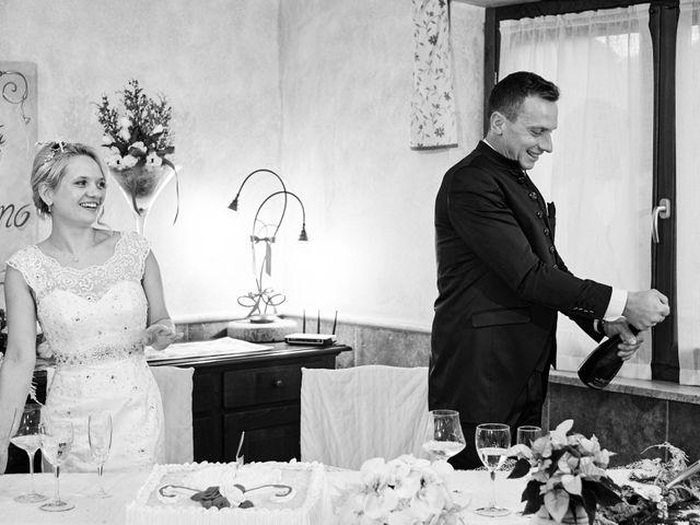 Il matrimonio di Victor e Marina a Ardea, Roma 53
