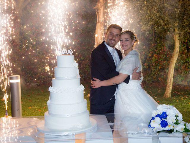 le nozze di Raffaele e Pina