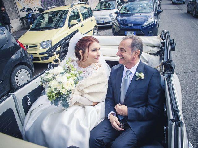 Il matrimonio di Giovanni e Chiara a Roma, Roma 2