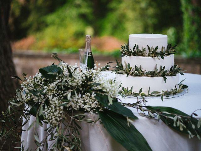 Il matrimonio di Massimiliano  e Débora  a San Casciano in Val di Pesa, Firenze 8