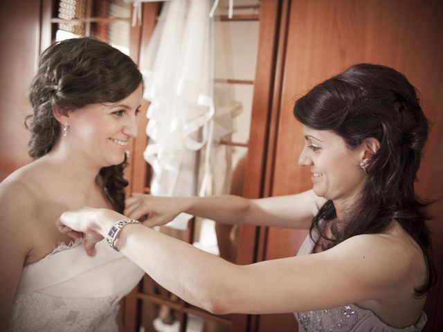 Il matrimonio di Michele e Elisabetta a Busseto, Parma 9