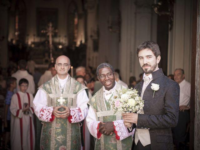 Il matrimonio di Michele e Elisabetta a Busseto, Parma 19