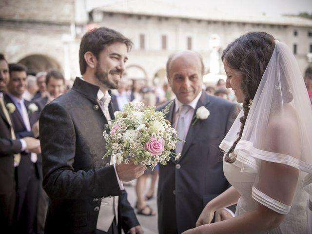 Il matrimonio di Michele e Elisabetta a Busseto, Parma 21