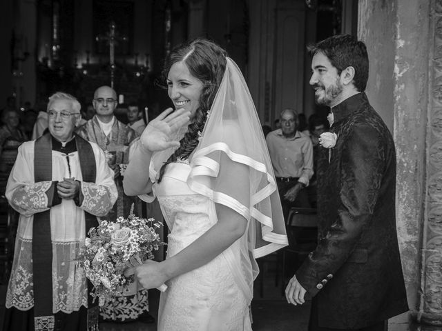 Il matrimonio di Michele e Elisabetta a Busseto, Parma 23