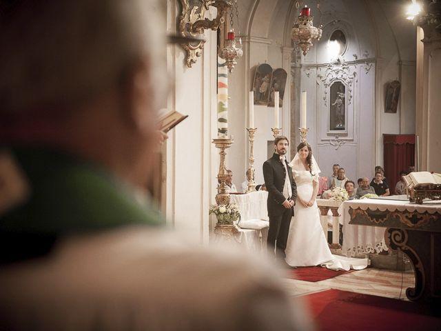 Il matrimonio di Michele e Elisabetta a Busseto, Parma 25