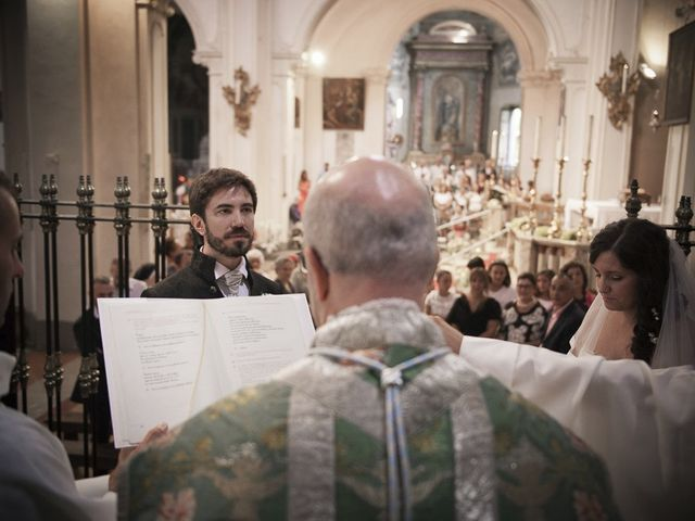 Il matrimonio di Michele e Elisabetta a Busseto, Parma 26