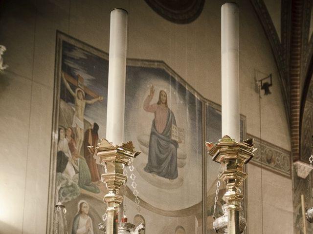 Il matrimonio di Michele e Elisabetta a Busseto, Parma 28