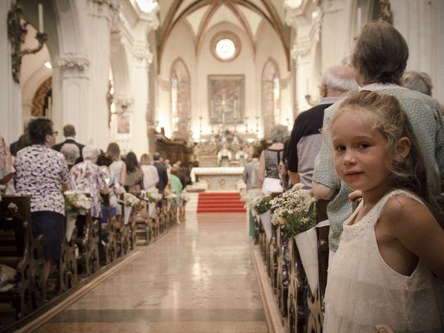 Il matrimonio di Michele e Elisabetta a Busseto, Parma 29