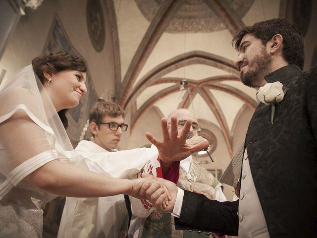 Il matrimonio di Michele e Elisabetta a Busseto, Parma 31