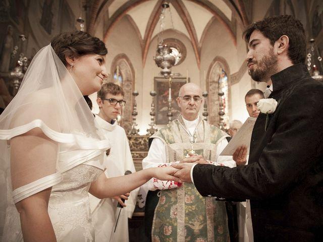 Il matrimonio di Michele e Elisabetta a Busseto, Parma 32