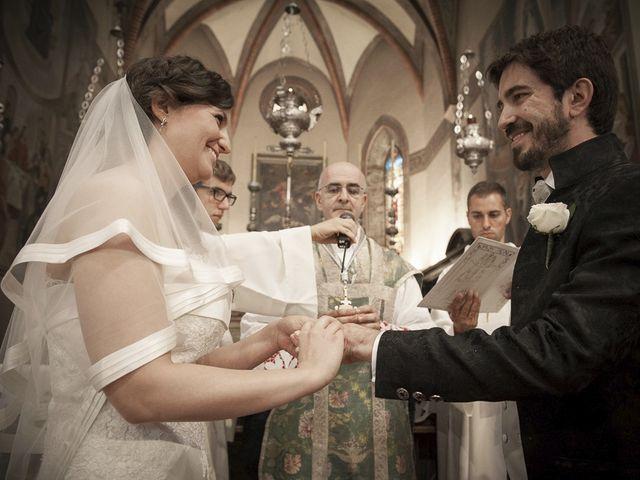 Il matrimonio di Michele e Elisabetta a Busseto, Parma 35