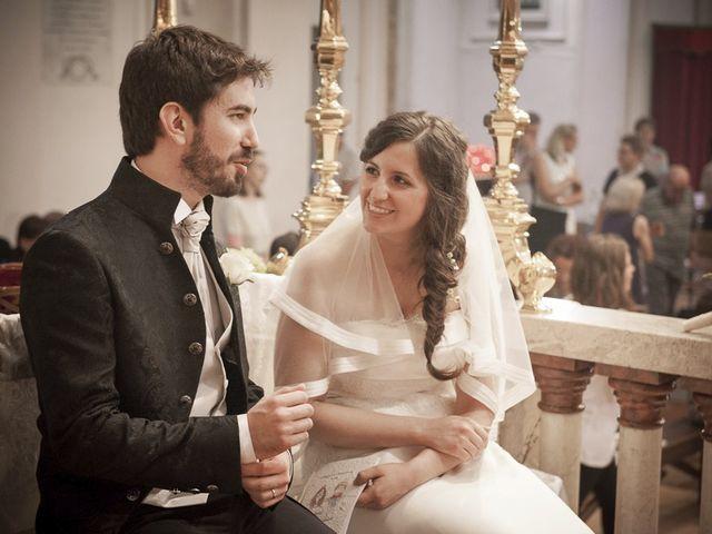 Il matrimonio di Michele e Elisabetta a Busseto, Parma 38