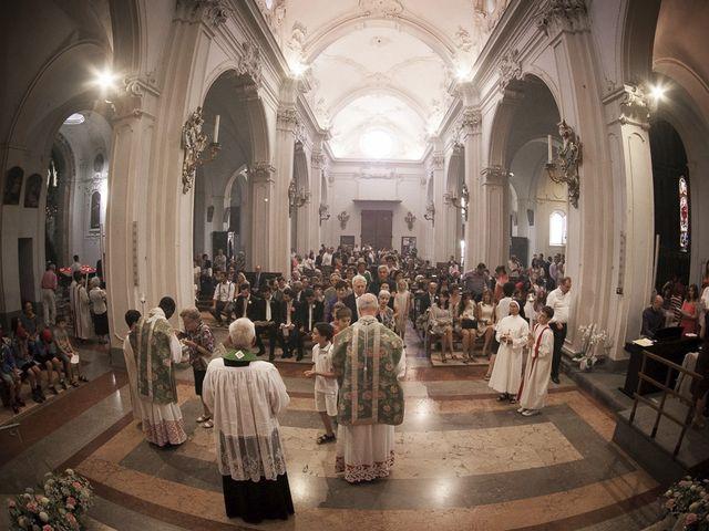 Il matrimonio di Michele e Elisabetta a Busseto, Parma 39