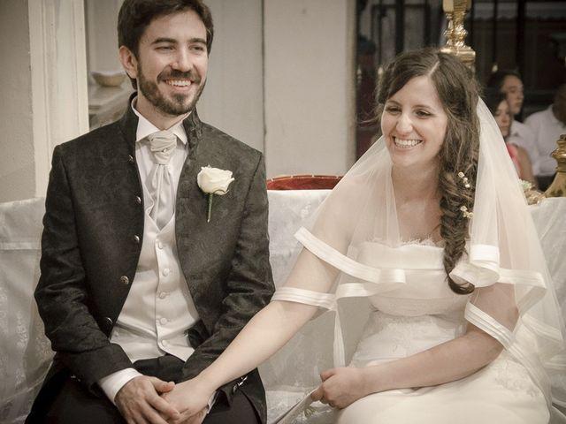 Il matrimonio di Michele e Elisabetta a Busseto, Parma 40
